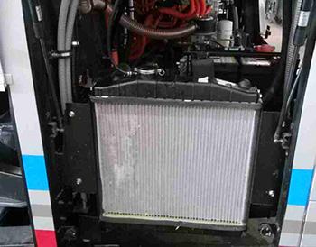 比亚迪K9纯电动公交车安装ATS智能冷却系统案例