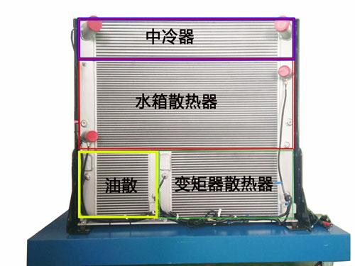 工程机械高温类型和工程车发动机冷却系统形式有哪些?