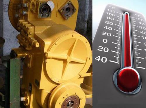工程机械变速箱油温高怎么办