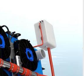 详解发动机膨胀水箱的作用