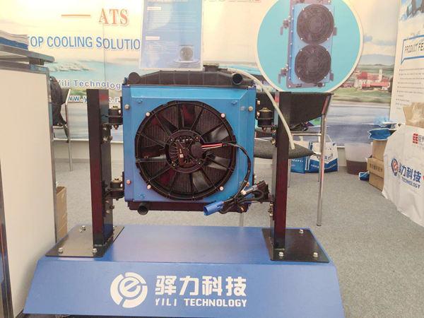 纯电动版智能冷却系统600