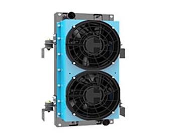 电动客车驱动电机冷却系统