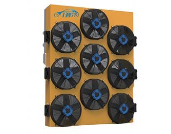 柴油发电机组冷却系统