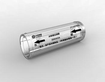 直通式冷却液过滤器