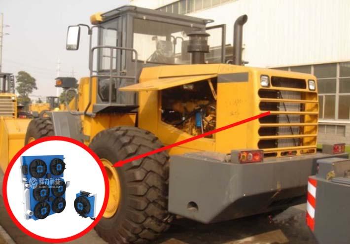 工程机械发动机高温解决方案