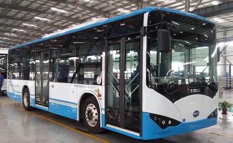 比亚迪K8纯电动公交客车标配ATS智能冷却系统案例