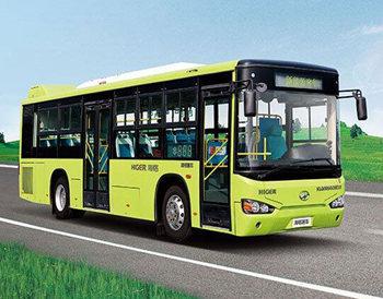 海格新能源客车10米混合动力公交客车配置ATS案例