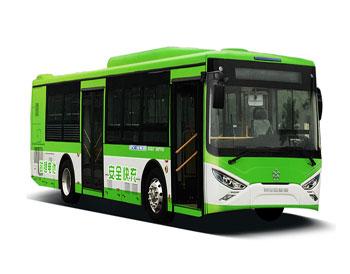 珠海银隆纯电动城市客车配置ATS智能冷却系统案例