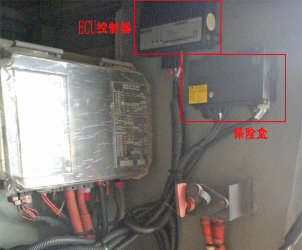 ATS发动机冷却系统改装解决客车水温高案例